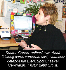 Sharon Cohen, Photo: Beth! Orcutt