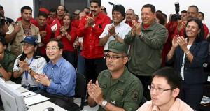Chavez & China