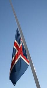 Iceland_Halfmast