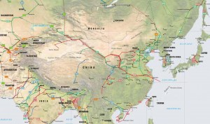 east_asia_pipelines_map
