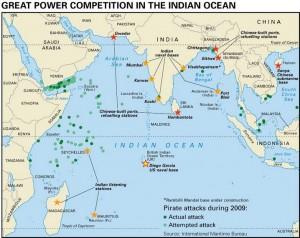 Indian Ocean Heat 2009