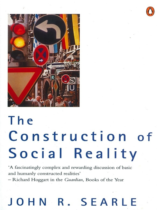 JohnSearle_TheConstructionOfSocialReality